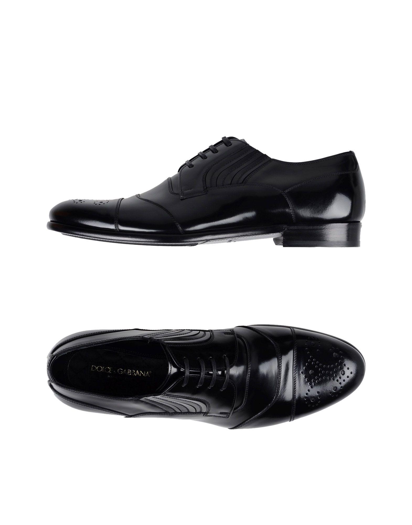 Dolce & Gabbana Schnürschuhe Herren  11367985WP Gute Qualität beliebte Schuhe