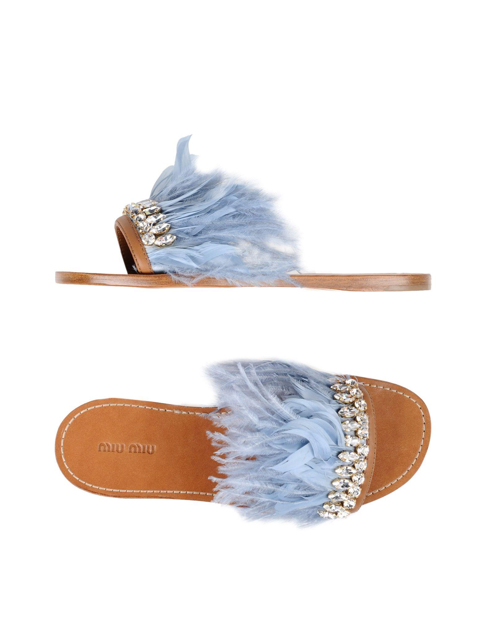 Miu Miu Sandalen Damen  11368083XLGünstige gut aussehende Schuhe
