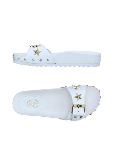Zapatos casuales salvajes Chanclas The White Brand® Flower - Mujer - Chanclas The White Brand® - 11464025EO Negro