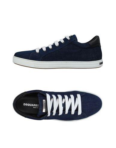 Zapatos con - descuento Zapatillas Dsquared2 Hombre - Zapatillas Dsquared2 - con 11368155CI Azul oscuro 344e2f