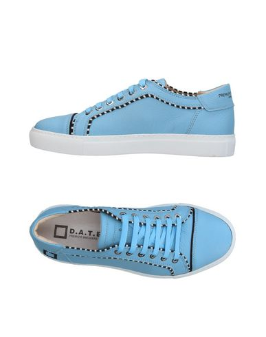 Zapatos Zapatos Zapatos de hombre y mujer de promoción por tiempo limitado Zapatillas D.A.T.E. Mujer - Zapatillas D.A.T.E. - 11368240MX Azul celeste ba4829