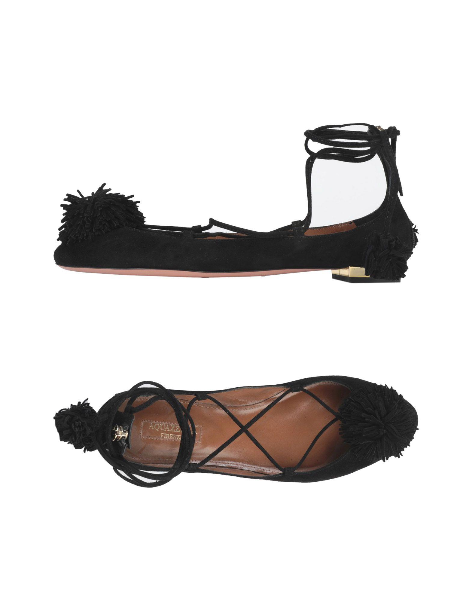 Aquazzura Ballerinas Damen  11368264FGGünstige gut aussehende Schuhe