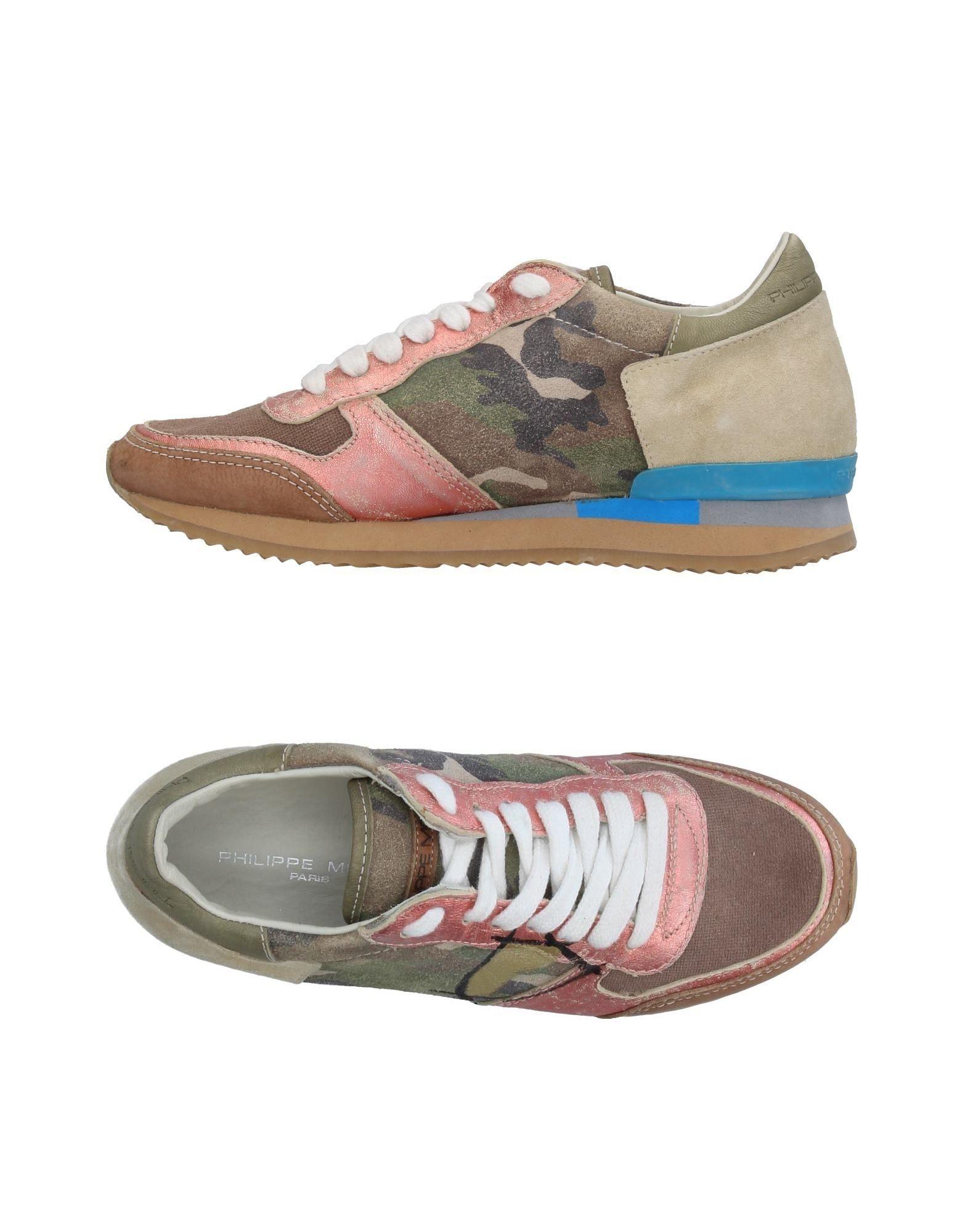 Philippe Model Sneakers Damen Schuhe  11368342KMGut aussehende strapazierfähige Schuhe Damen 7a069e