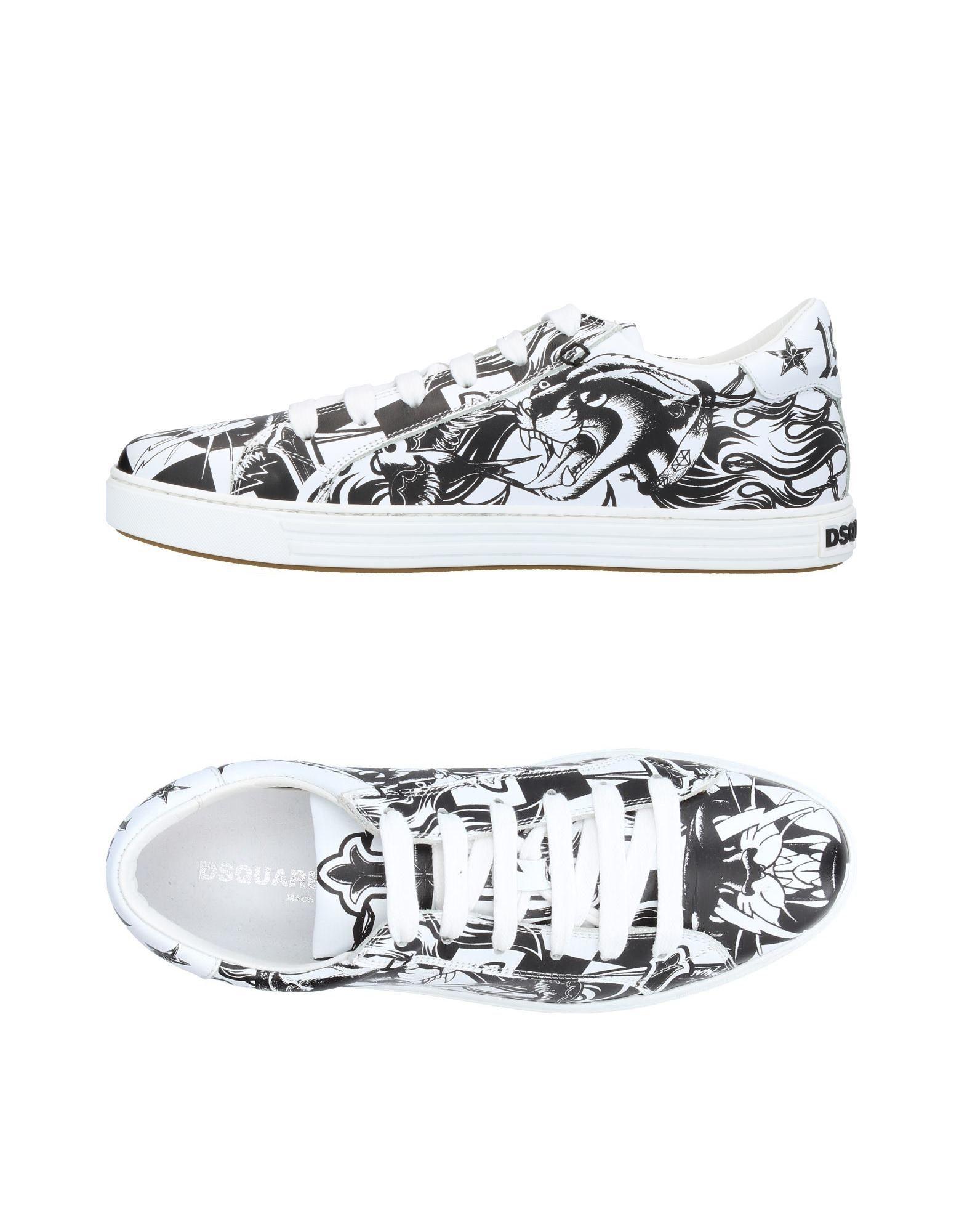 Dsquared2 Sneakers Herren  11368402UK Gute Qualität beliebte Schuhe