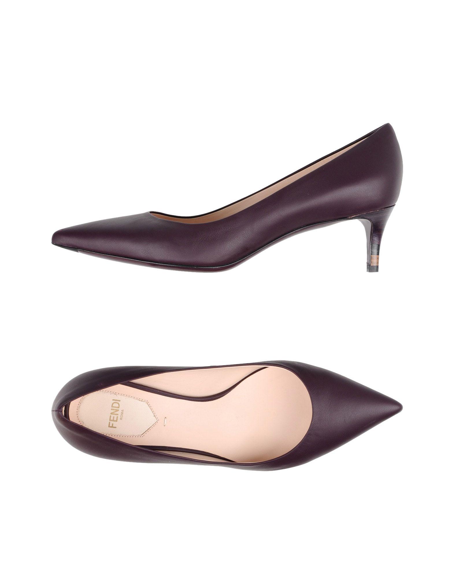 Fendi Pumps Damen  11368405USGünstige gut aussehende Schuhe