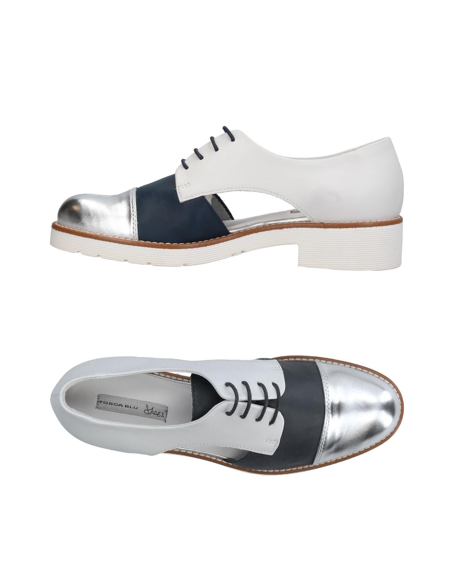 Stringate Tosca Blu Donna Shoes Donna Blu - 11368440AG 6efa1e