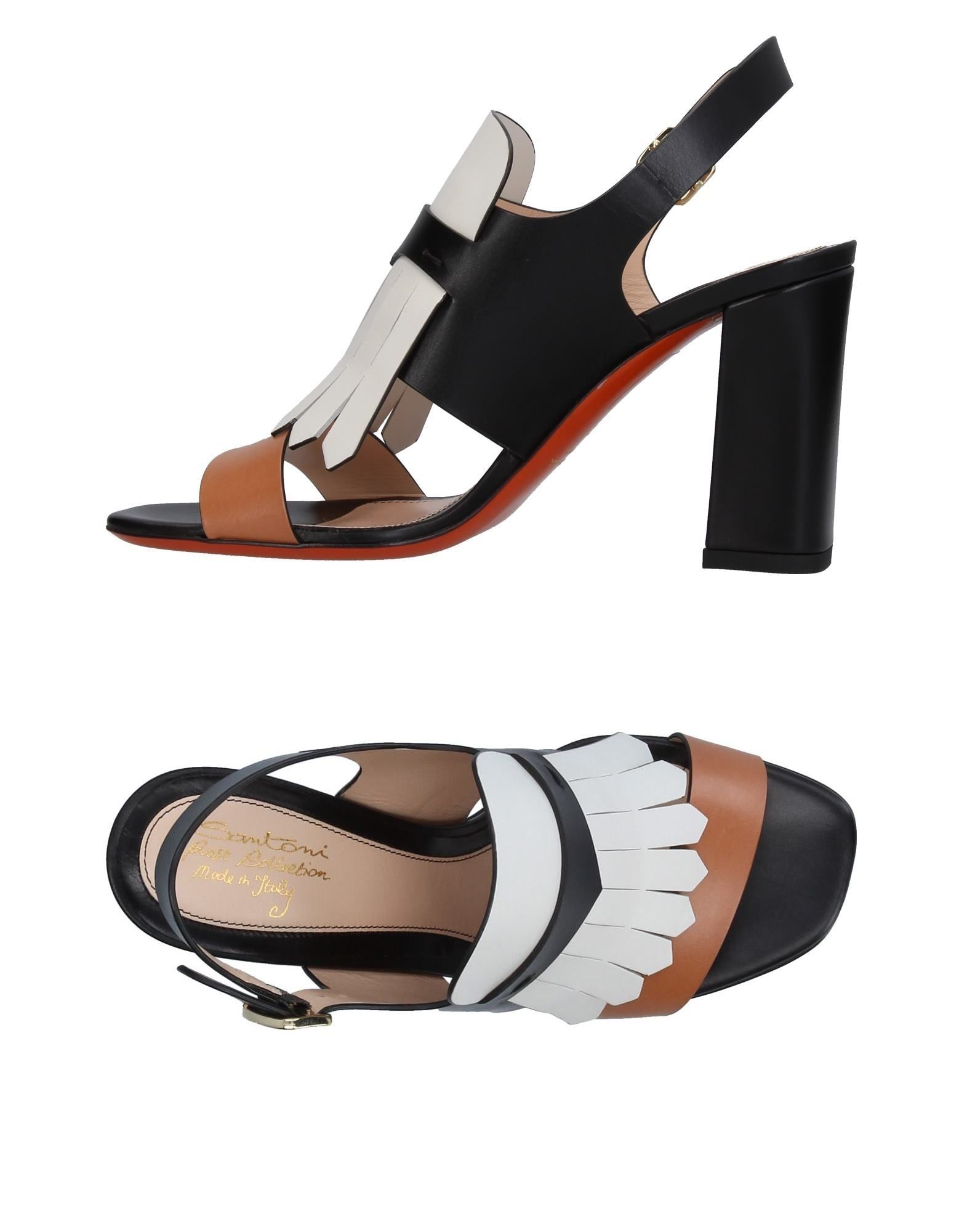 Moda Sandali Santoni Donna - 11368478OI
