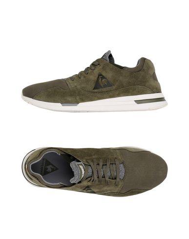 Zapatos con descuento Zapatillas Le Coq Sportif Lcs R Pure Waxy Canvas - Hombre - Zapatillas Le Coq Sportif - 11368619QH Verde militar
