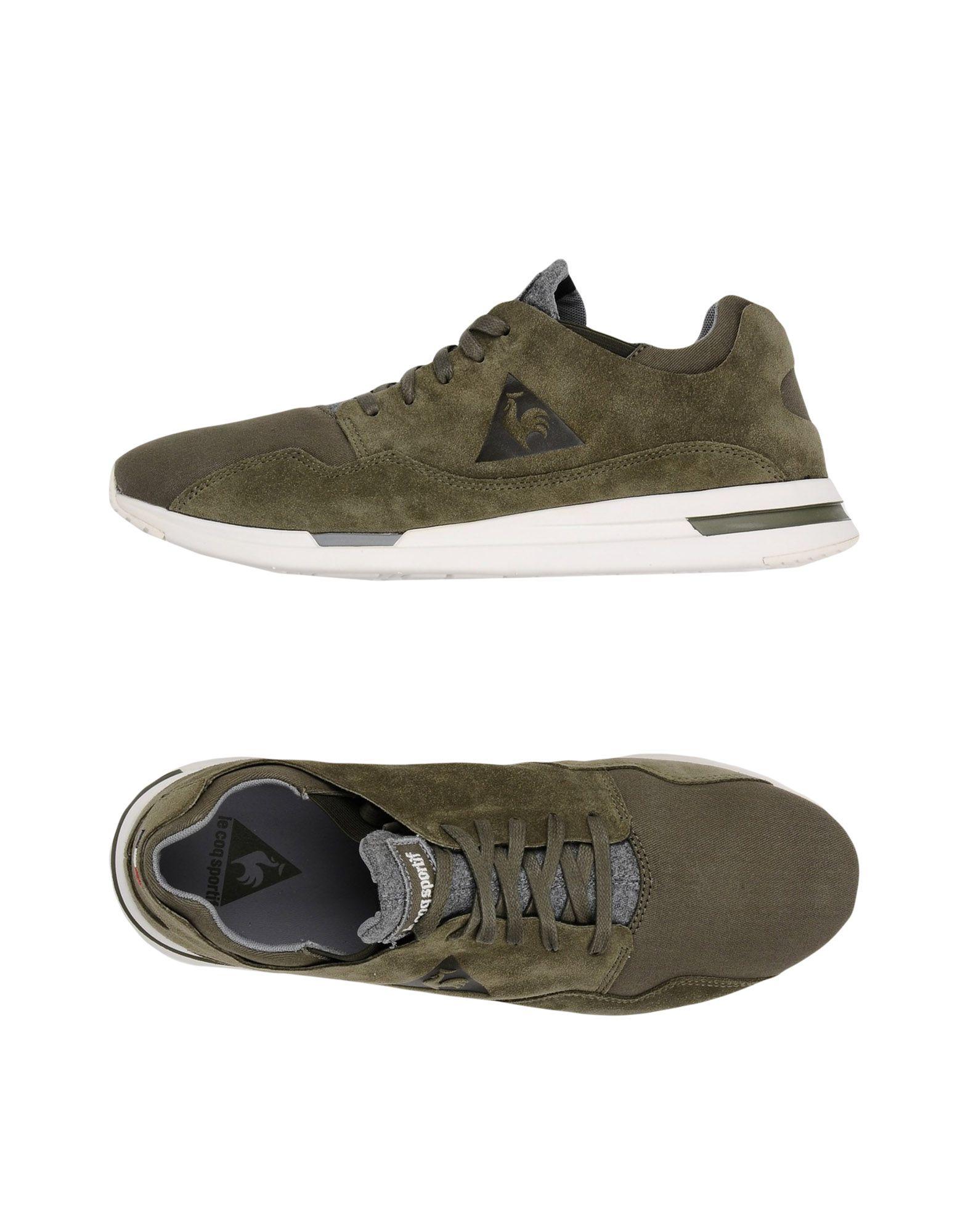 Sneakers Le Coq Sportif Lcs R Pure Waxy Canvas - Uomo - 11368619QH