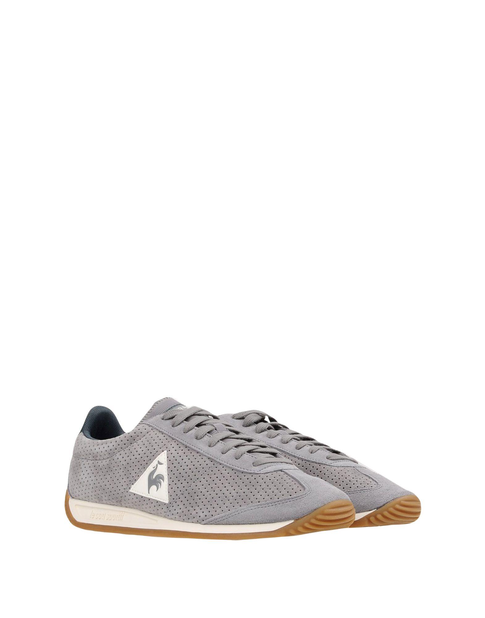 Sneakers Le Coq Sportif Quartz Perforated Nubuck - Homme - Sneakers Le Coq Sportif sur