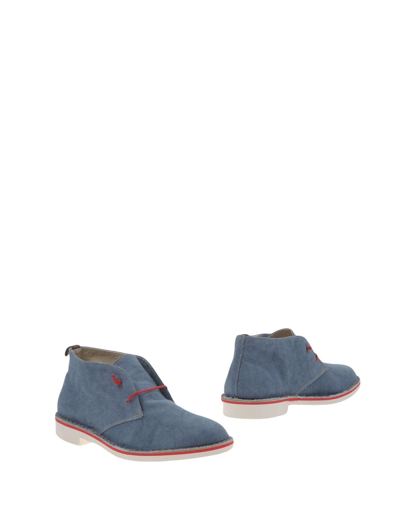 Rabatt echte Schuhe Wally Walker Stiefelette Herren  11368649JF