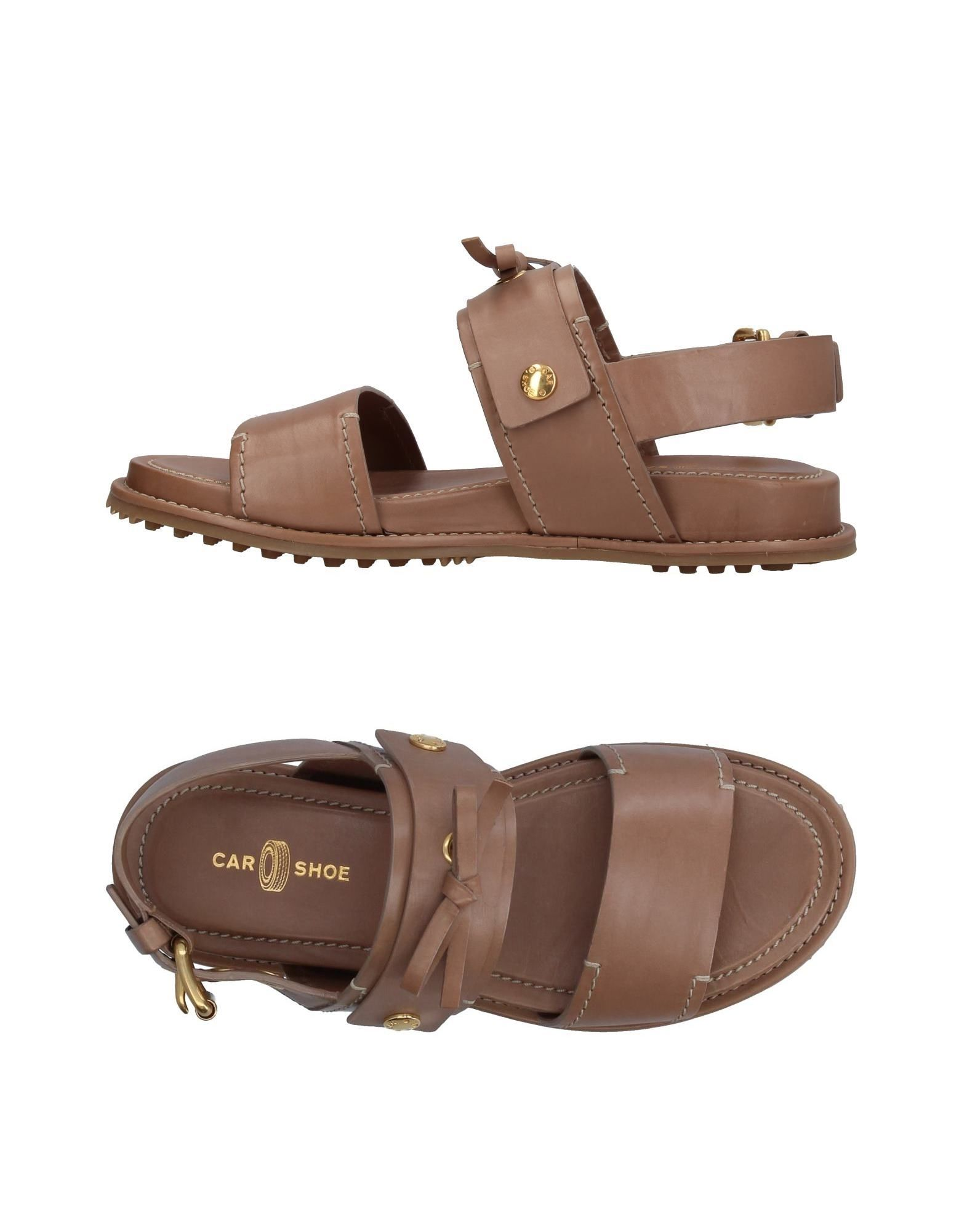 Stilvolle billige Schuhe Carshoe Sandalen Damen  11368680BM