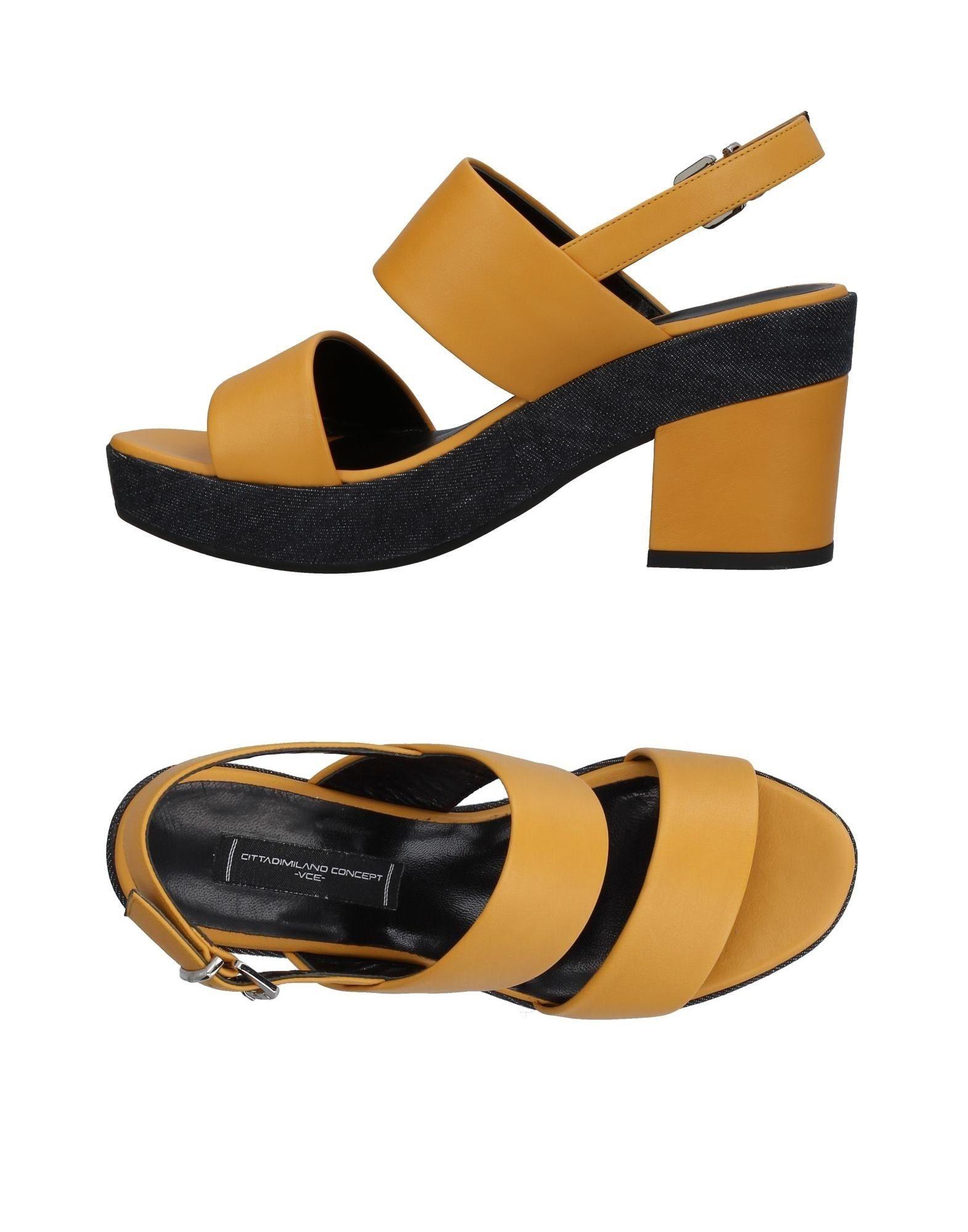 Gut um billige Damen Schuhe zu tragenCitta' Di Milano Sandalen Damen billige  11368756ST 28ac5d