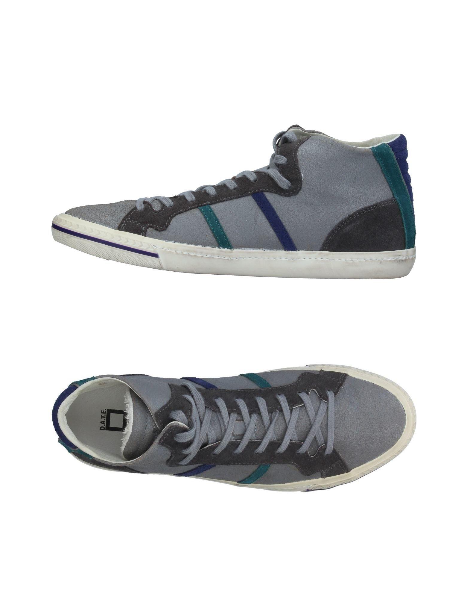 Günstige und modische Schuhe D.A.T.E. Sneakers Damen  11368771EX
