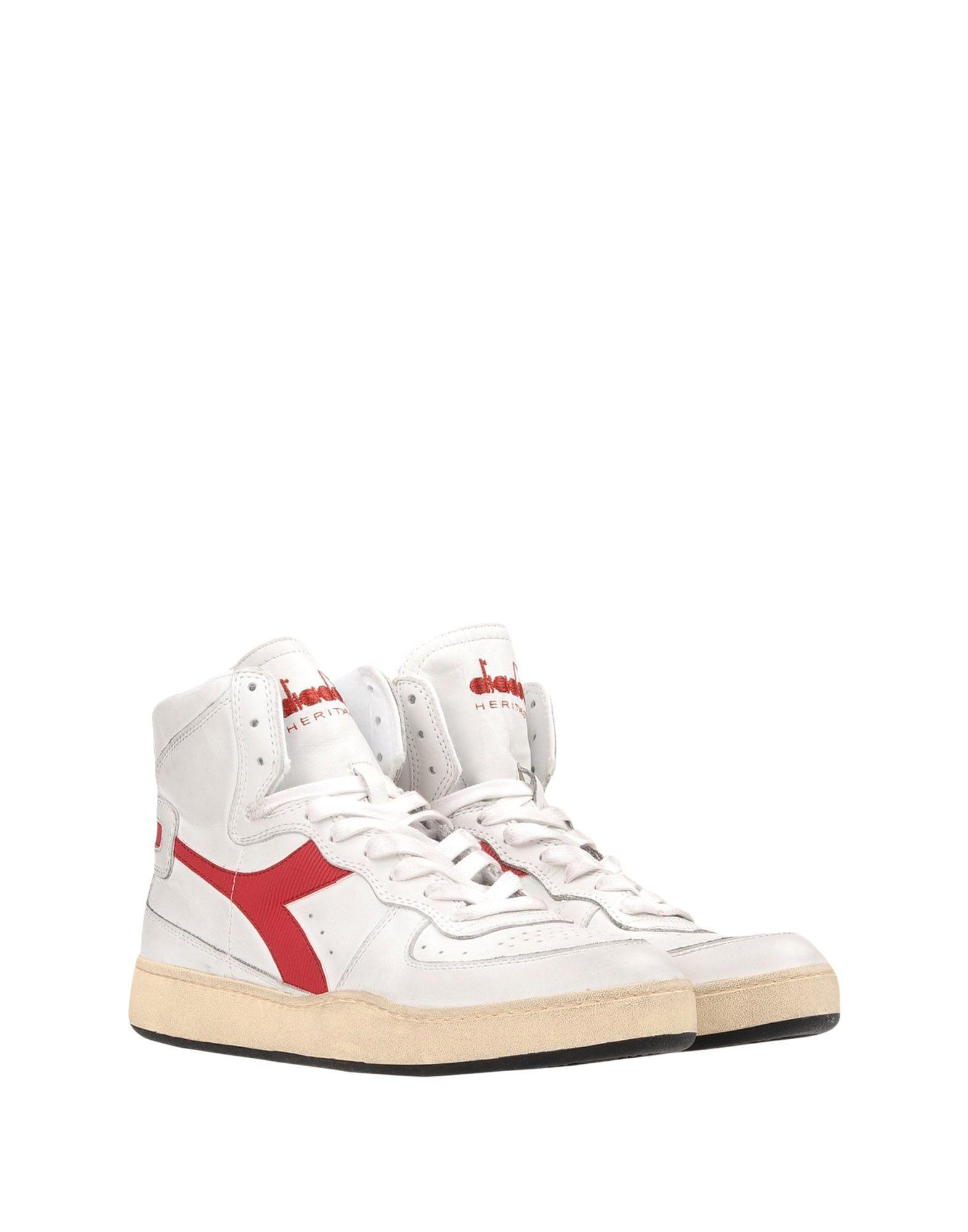 Diadora Heritage Mi Gute Basket Used  11368847FR Gute Mi Qualität beliebte Schuhe 7deb23