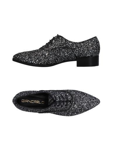 Zapato De Cordones Giancarlo Paoli Mujer Giancarlo - Zapatos De Cordones Giancarlo Mujer Paoli - 11368896CR Negro 4daf92