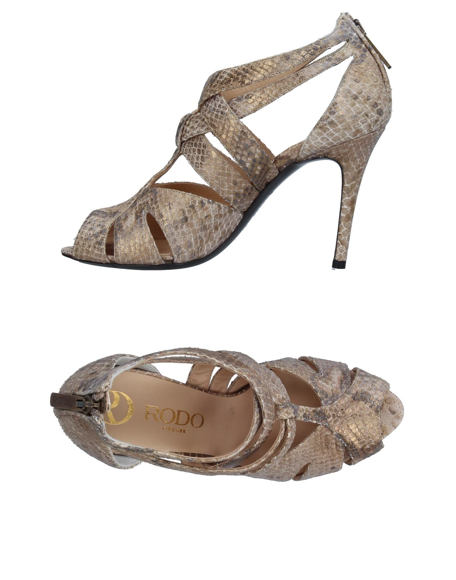 Rodo Sandalen Damen  11368971TM Gute Qualität beliebte Schuhe