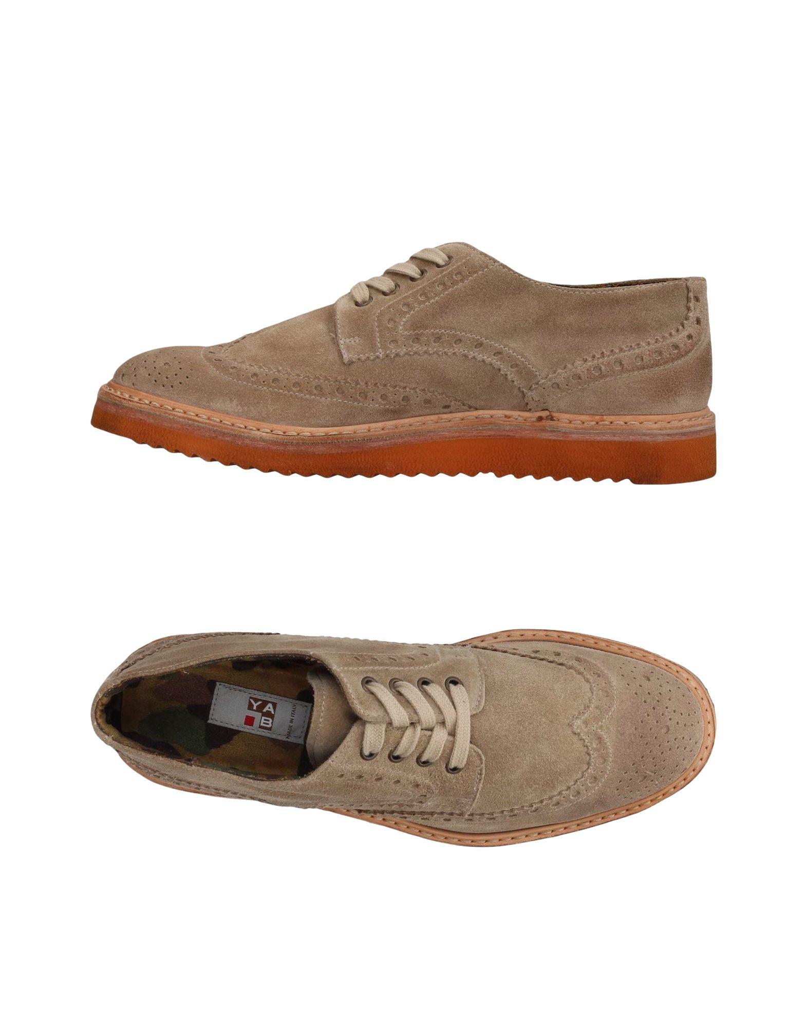 Haltbare Mode billige Schuhe Yab Schnürschuhe Herren  11368972TU Heiße Schuhe