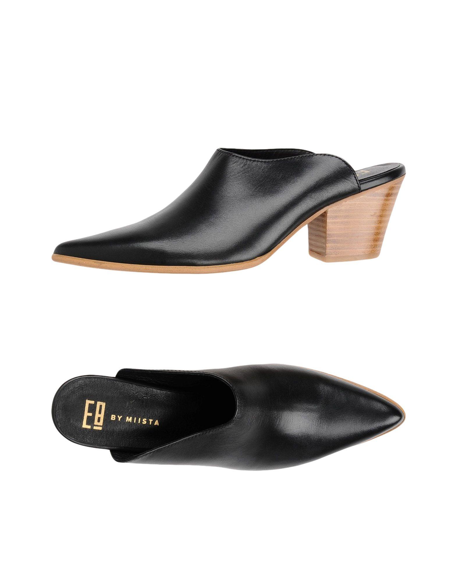 E8 By Miista Pantoletten Damen  11368994RT Neue Schuhe