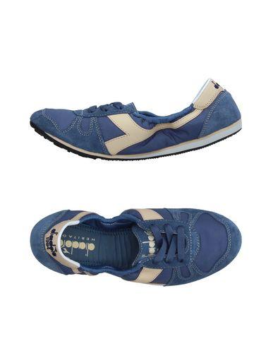 Liquidación de temporada Zapatillas Diadora Heritage Mujer - Zapatillas Diadora Heritage - 11369073DB Azul francés