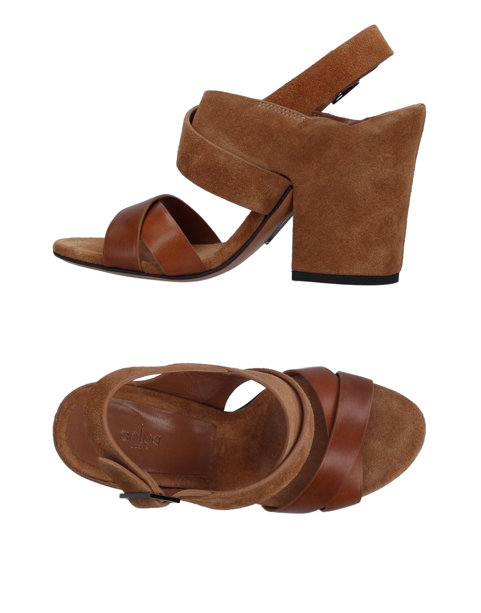 Anlua Lucca Sandalen Damen  11369080LE Gute Qualität beliebte Schuhe