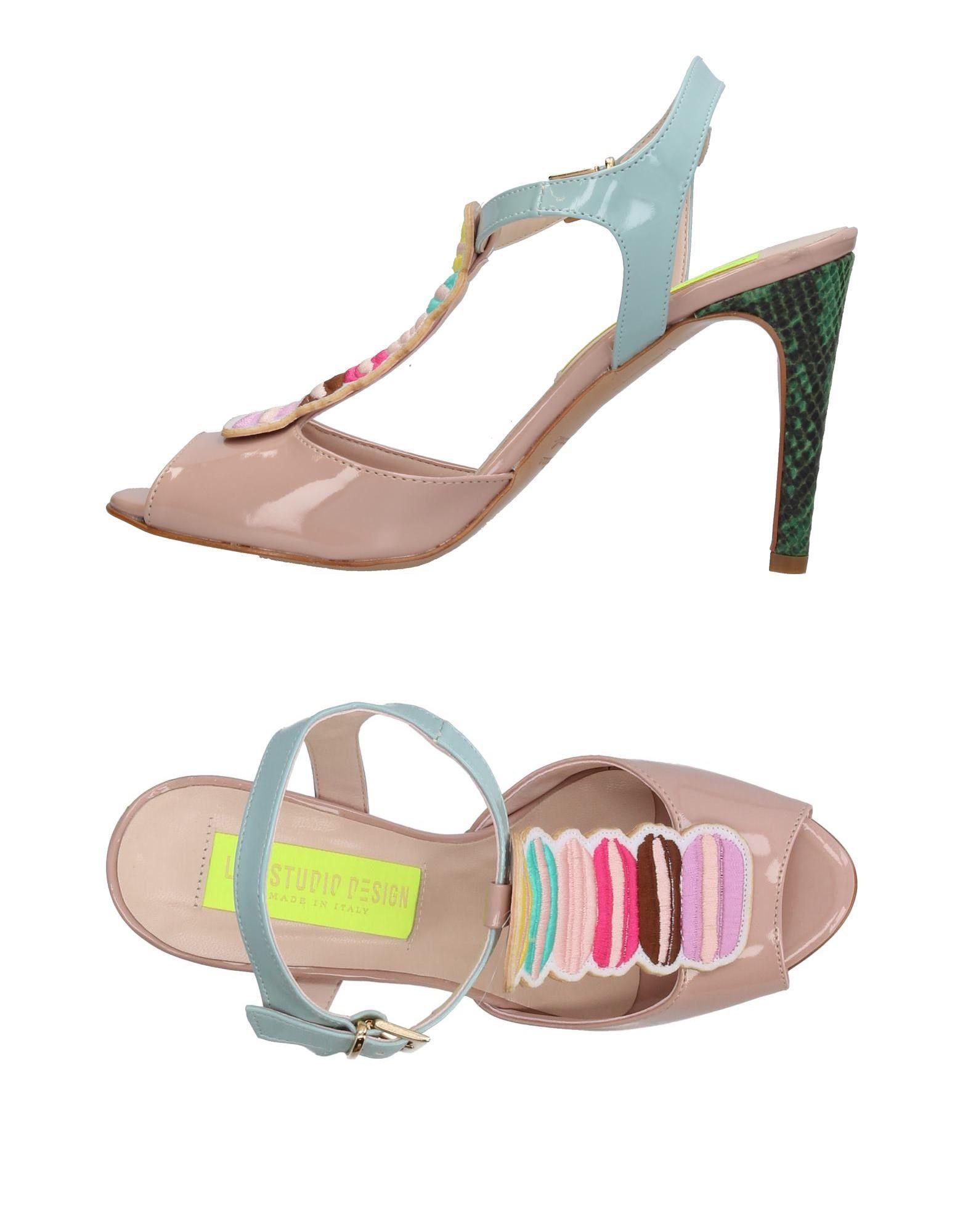 Leo Studio Design Qualität Sandalen Damen  11369210BC Gute Qualität Design beliebte Schuhe 3694a2