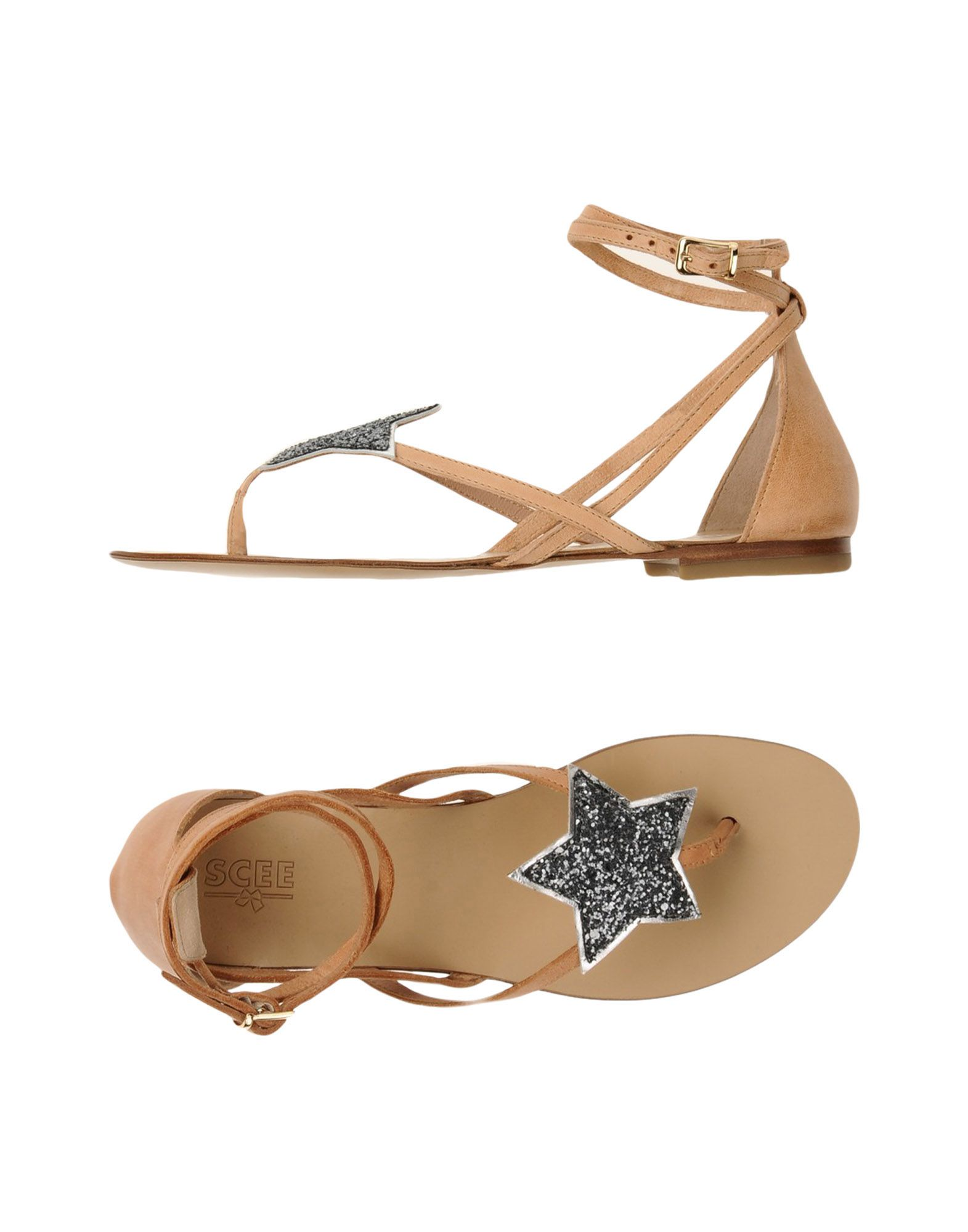 Sandales Scee By Twin-Set Femme - Sandales Scee By Twin-Set sur