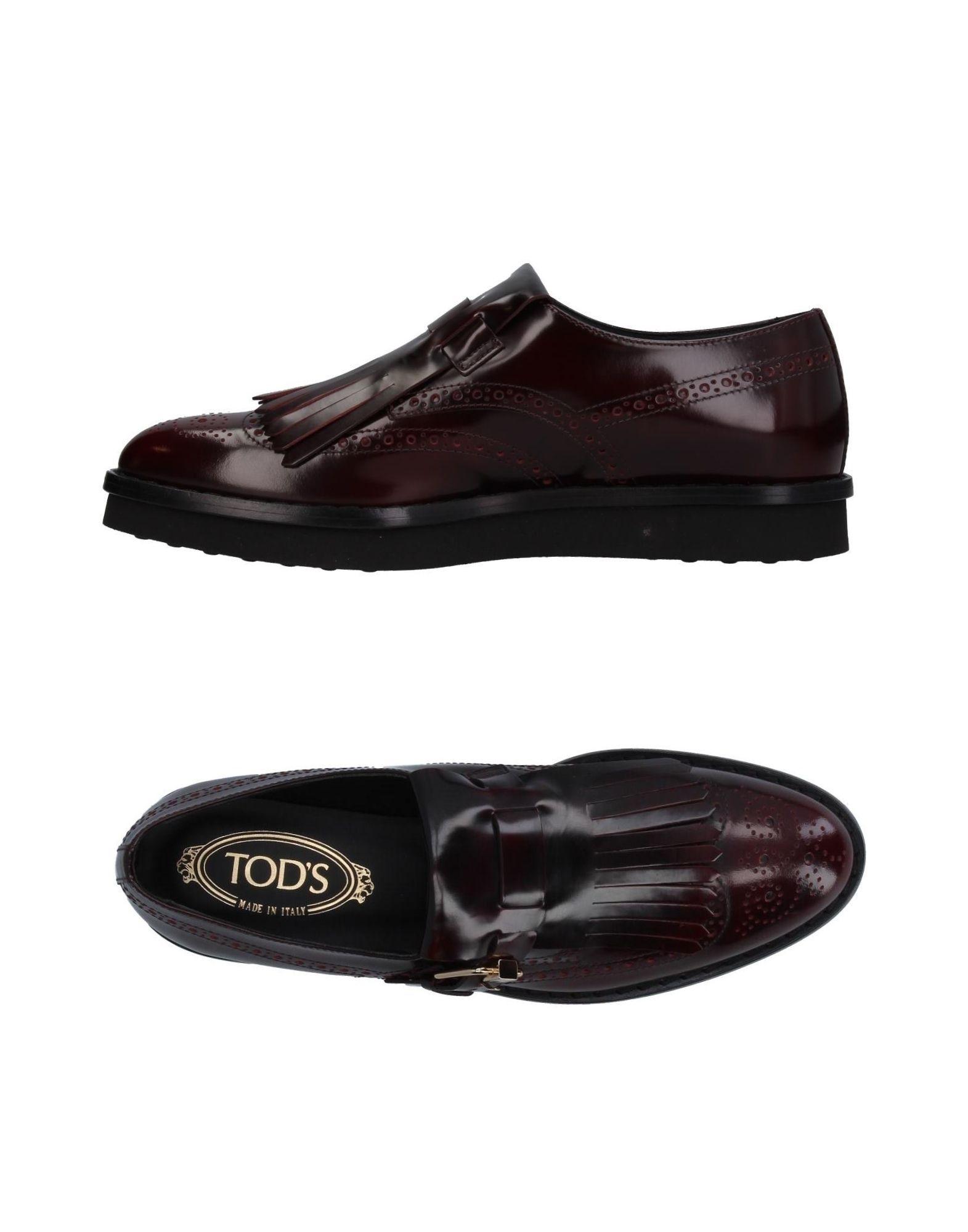 Rabatt  Schuhe Tod's Mokassins Damen  Rabatt 11369432FB 4549ac