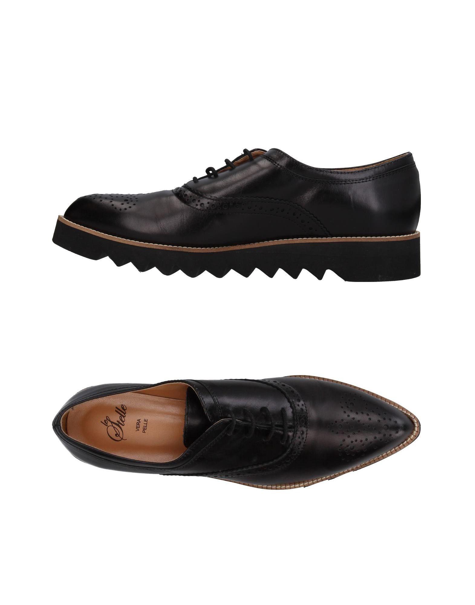 Chaussures À Lacets Le Stelle Femme - Chaussures À Lacets Le Stelle sur