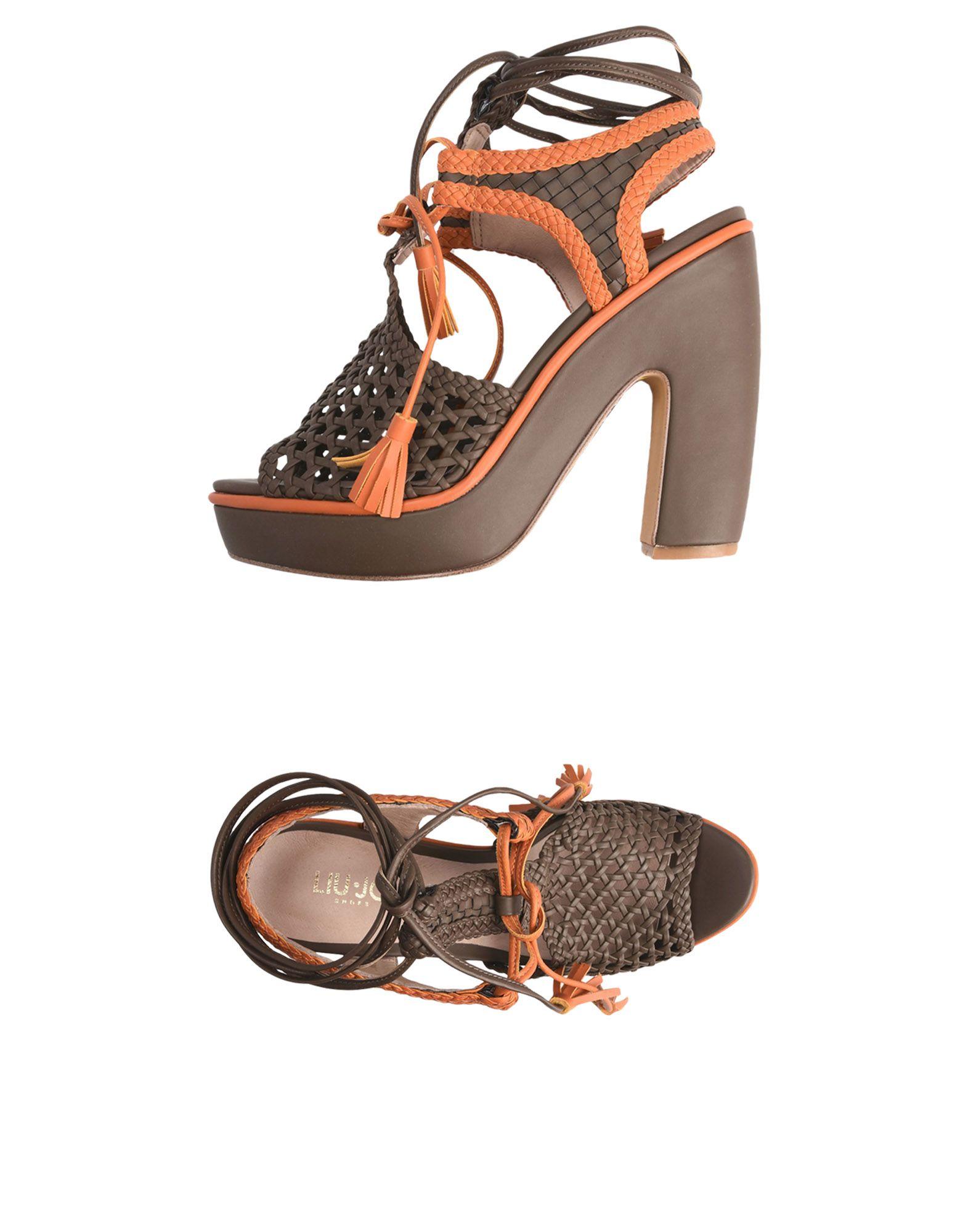 Liu •Jo Shoes Sandalen Damen  11369485RO Gute Qualität beliebte Schuhe