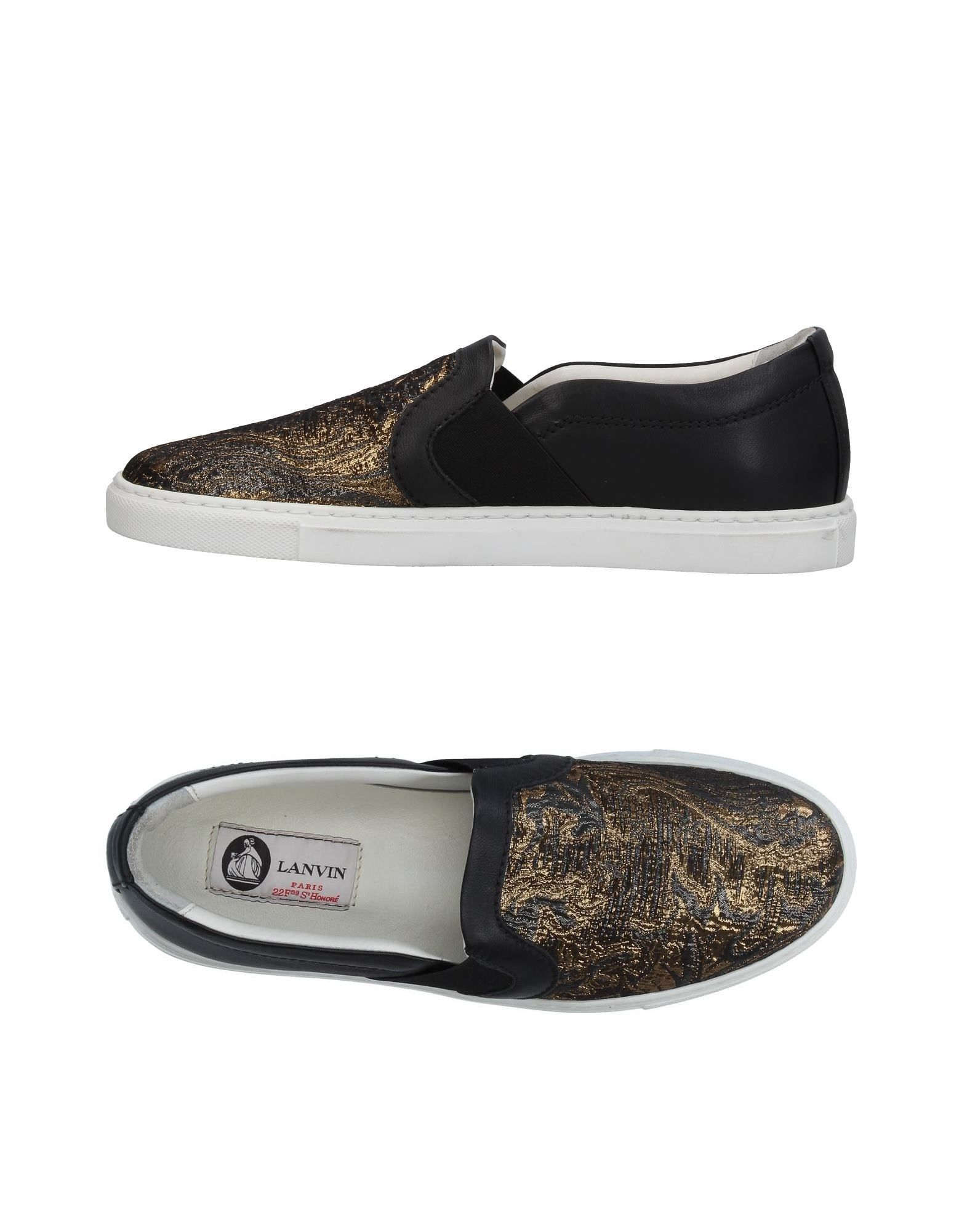 Lanvin Sneakers Damen  11369560SWGut aussehende strapazierfähige Schuhe