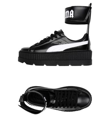 8314fd0e303758 Fenty Puma By Rihanna Ankle Strap Sneaker - Sneakers - Women Fenty ...