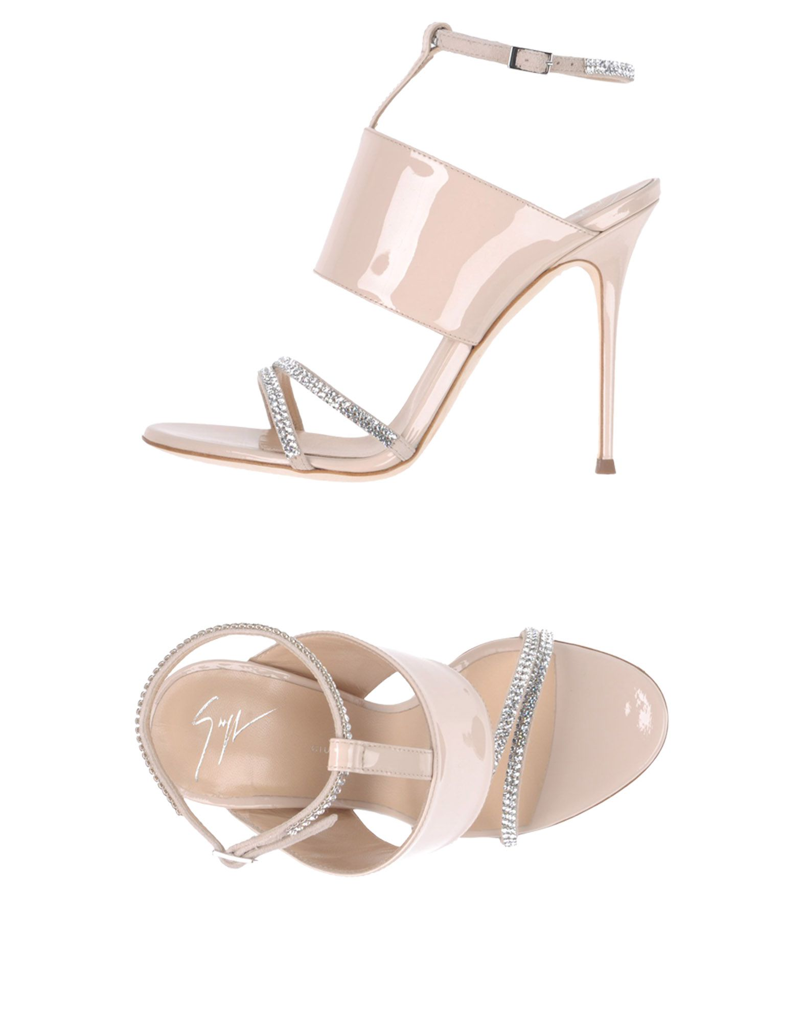 giuseppe zanotti sandales sandales zanotti - femmes giuseppe zanotti sandales en ligne sur canada 23769f
