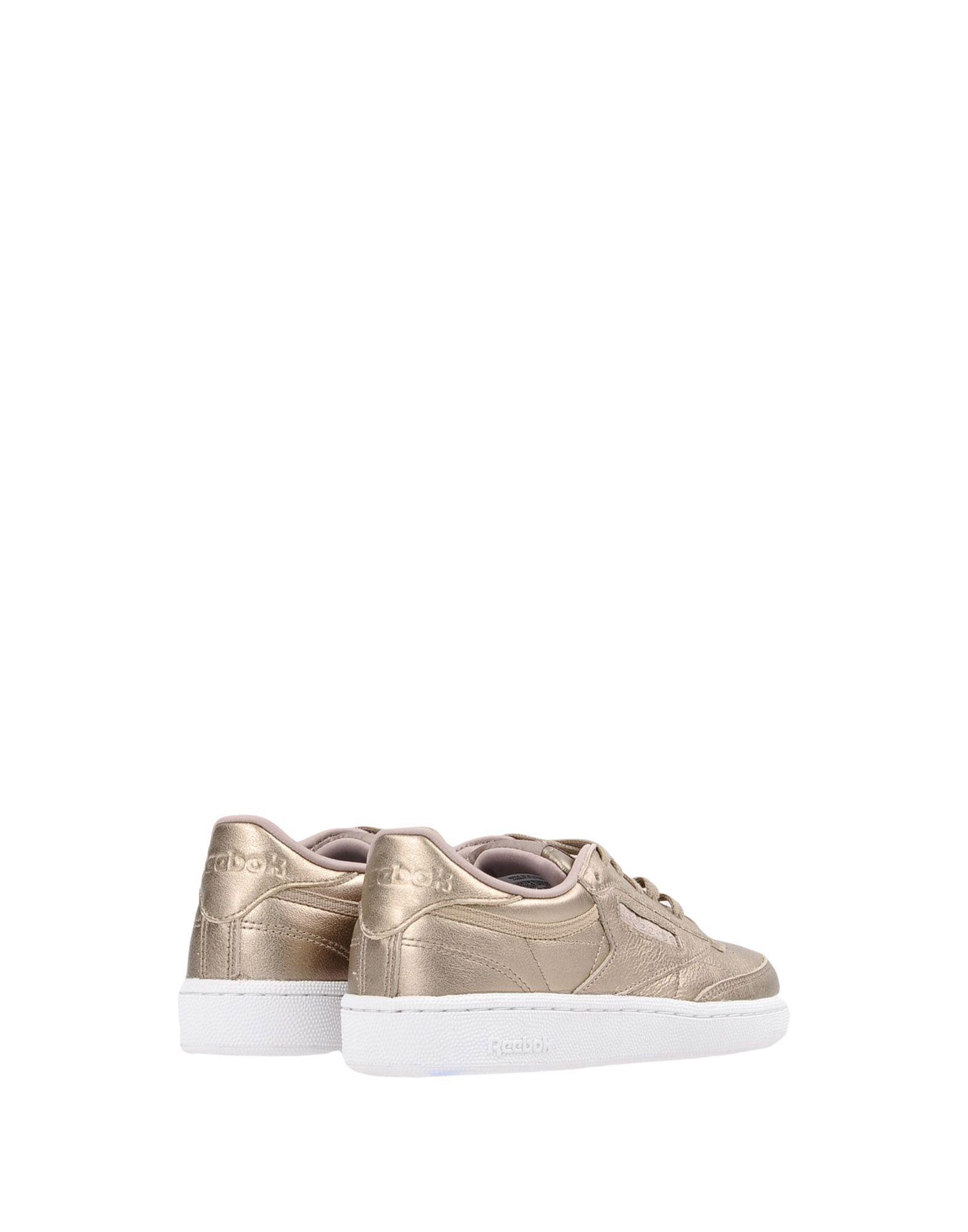 Sneakers Reebok Club C 85 Lthr - Femme - Sneakers Reebok sur