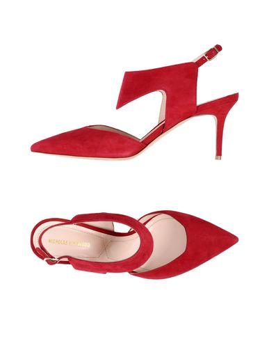 Zapatos casuales salvajes Kirkwood Zapato De Salón Nicholas Kirkwood salvajes Mujer - Salones Nicholas Kirkwood - 11369604QG Ladrillo ed7798