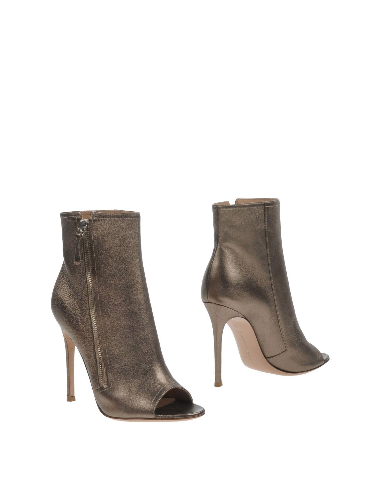 Gianvito Rossi Stiefelette Damen aussehende  11369764EMGünstige gut aussehende Damen Schuhe 462547