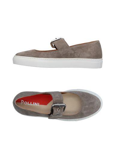 Zapatos especiales para hombres Mujer y mujeres Zapatillas Pollini Mujer hombres - Zapatillas Pollini - 11369840UJ Gris b33b9b