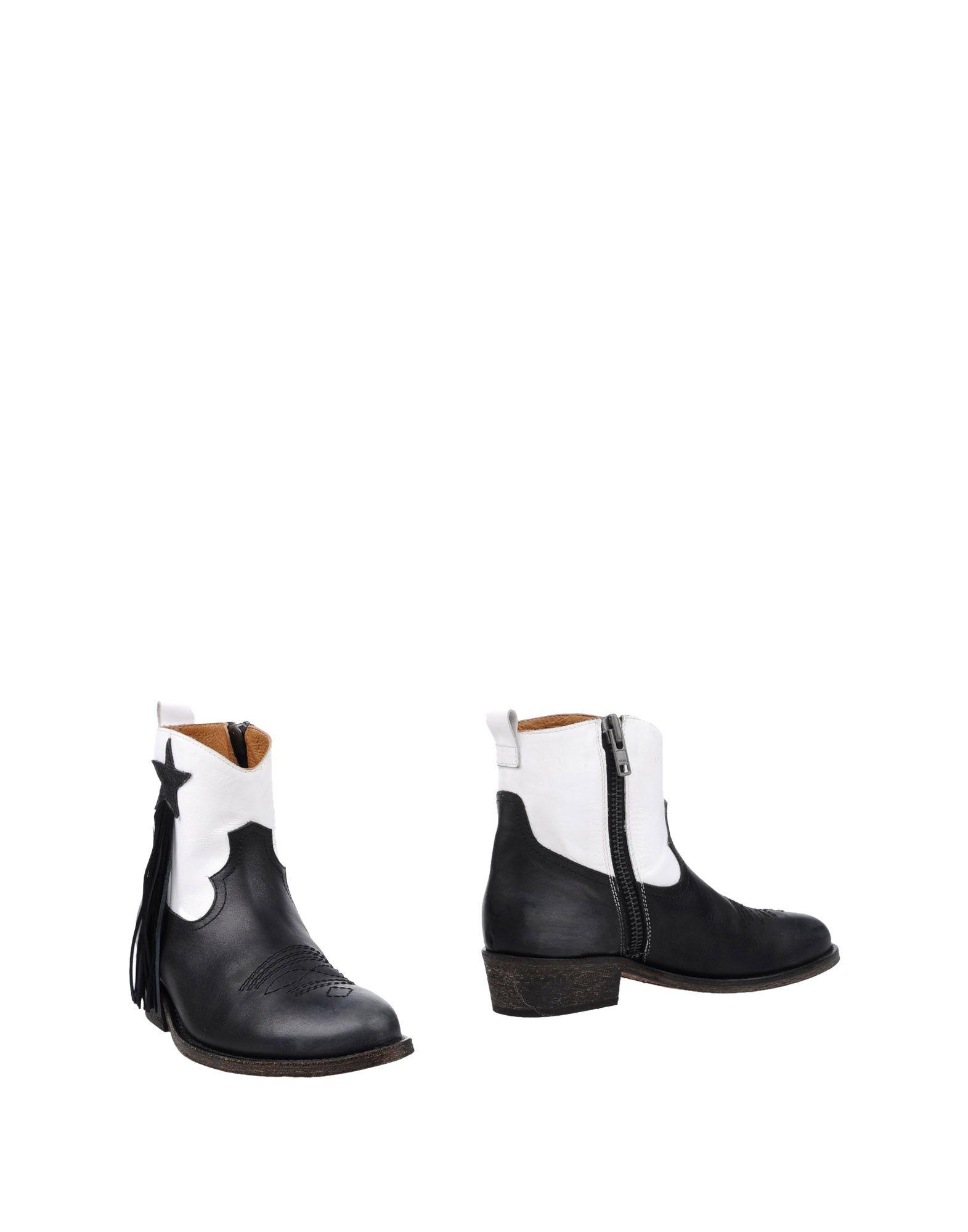Stilvolle billige Schuhe Via Roma 15 Stiefelette Damen  11369848AW