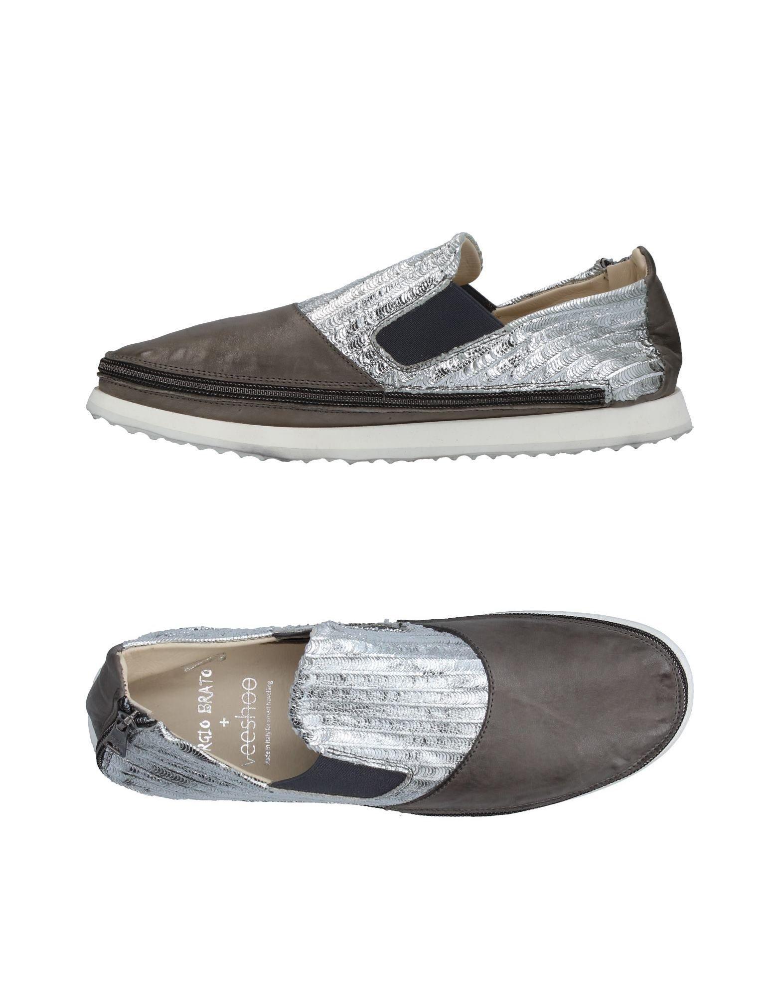 Sneakers Giorgio Brato + Veeshoo Homme - Sneakers Giorgio Brato + Veeshoo  Gris Meilleur modèle de vente