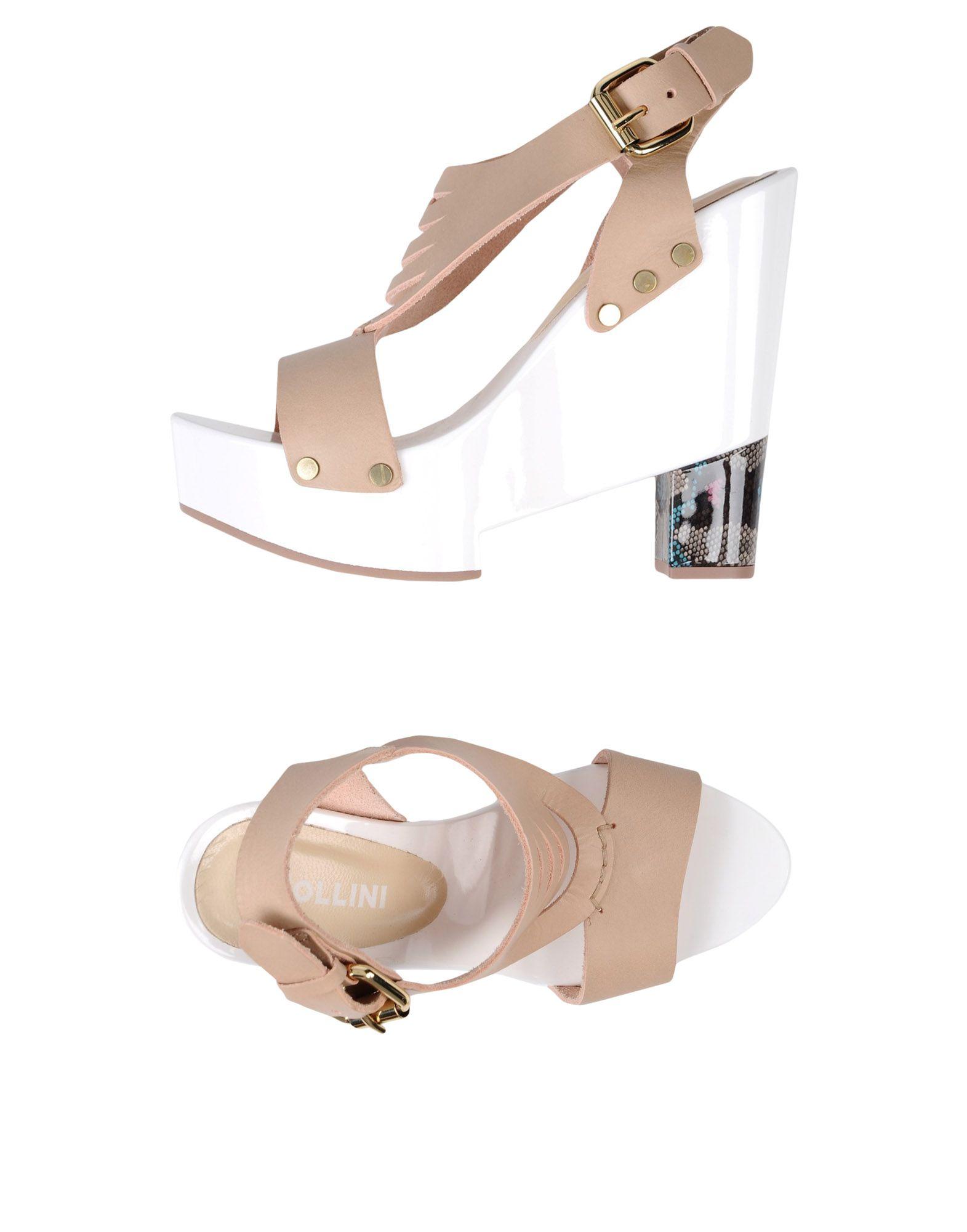 Pollini Sandalen Damen  11369873AJ Gute Qualität beliebte Schuhe