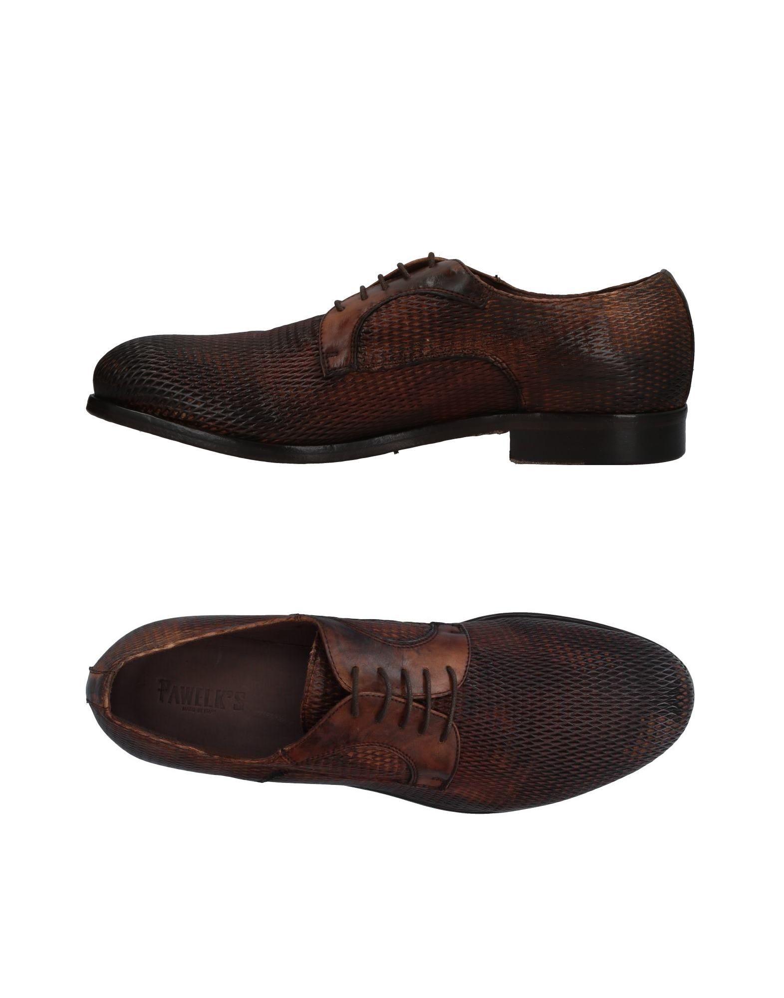 Rabatt echte Schuhe Pawelk's Schnürschuhe Herren  11369883MK