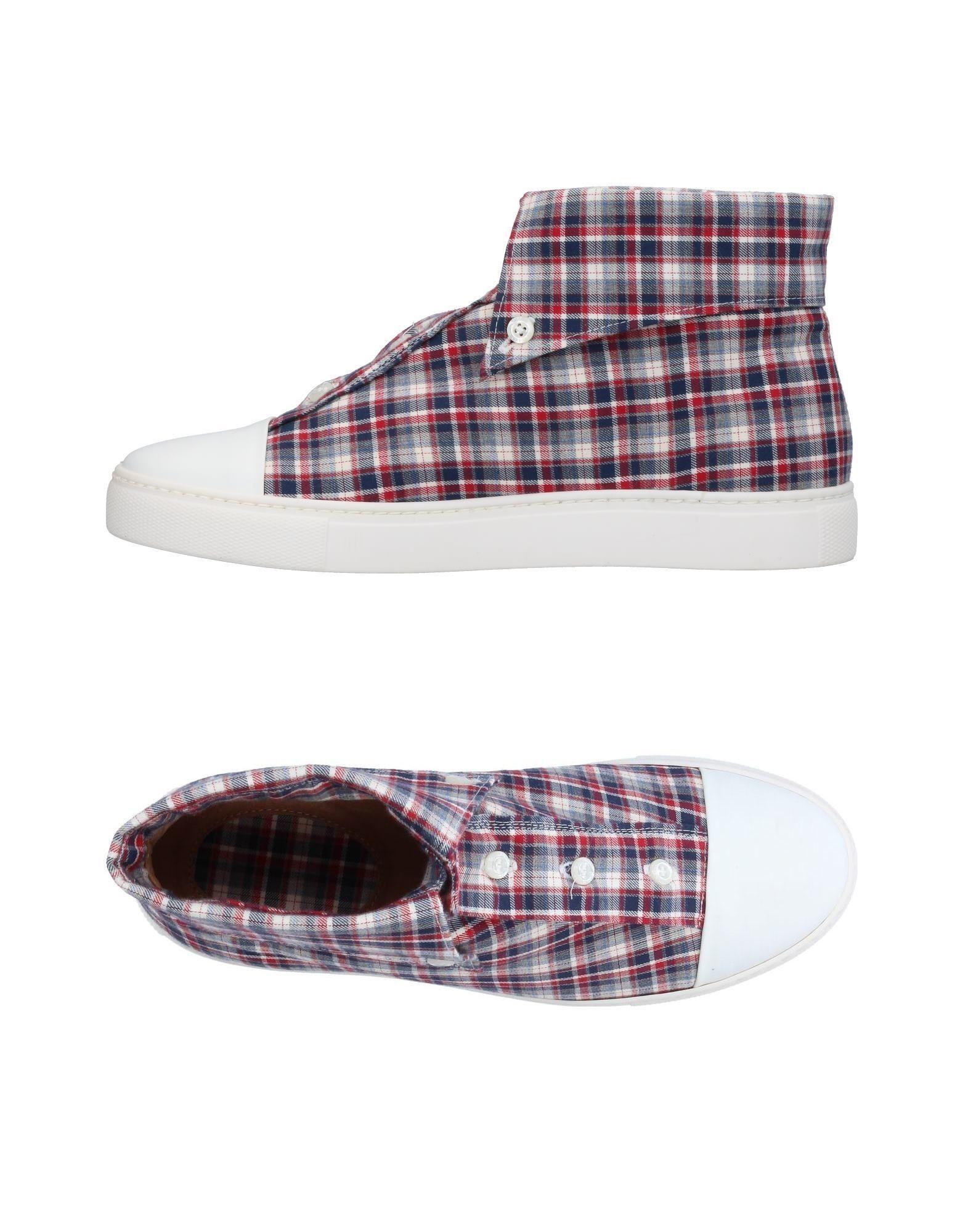 Moda 11370067WS Sneakers Sciuscert Uomo - 11370067WS Moda 093598