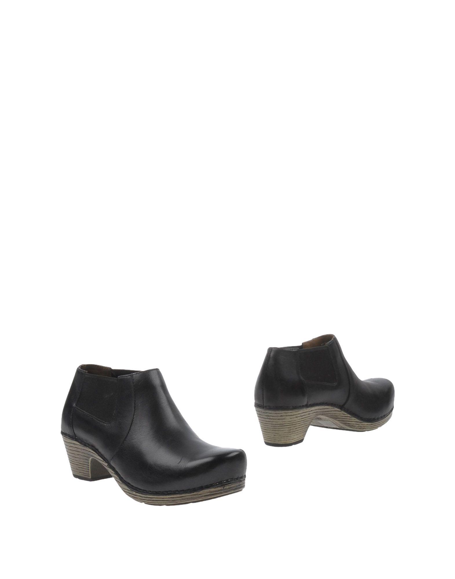 Stilvolle billige Schuhe Dansko Chelsea Stiefel Damen 11370140DH
