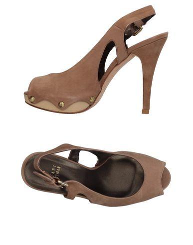 5cdae7c37d8 Zapatos casuales salvajes Sandalia Stuart Weitzman Mujer - Sandalias Stuart  Weitzman - 11370162MS Gris rosado