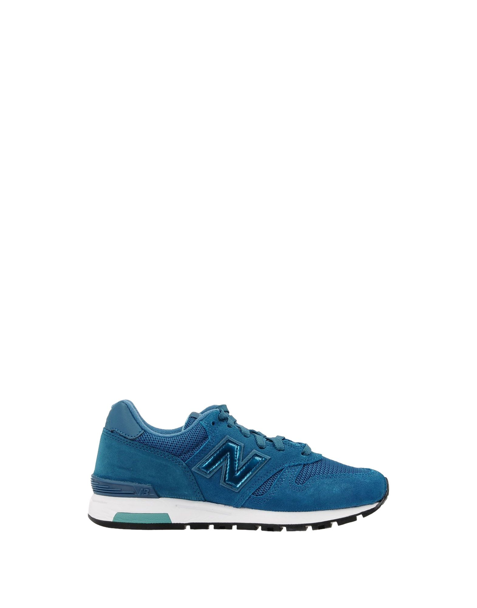 Sneakers New Balance 565 Suede Mesh Shining - Femme - Sneakers New Balance sur