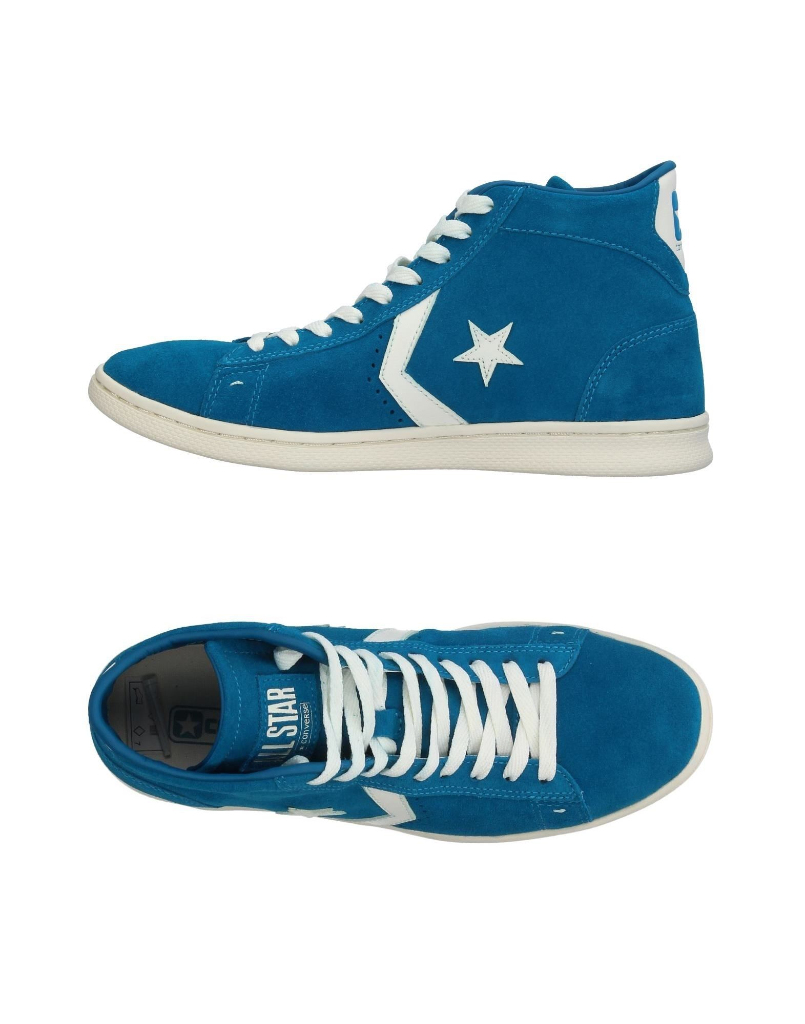 Rabatt echte Schuhe Converse All Star Sneakers Herren  11370332AC