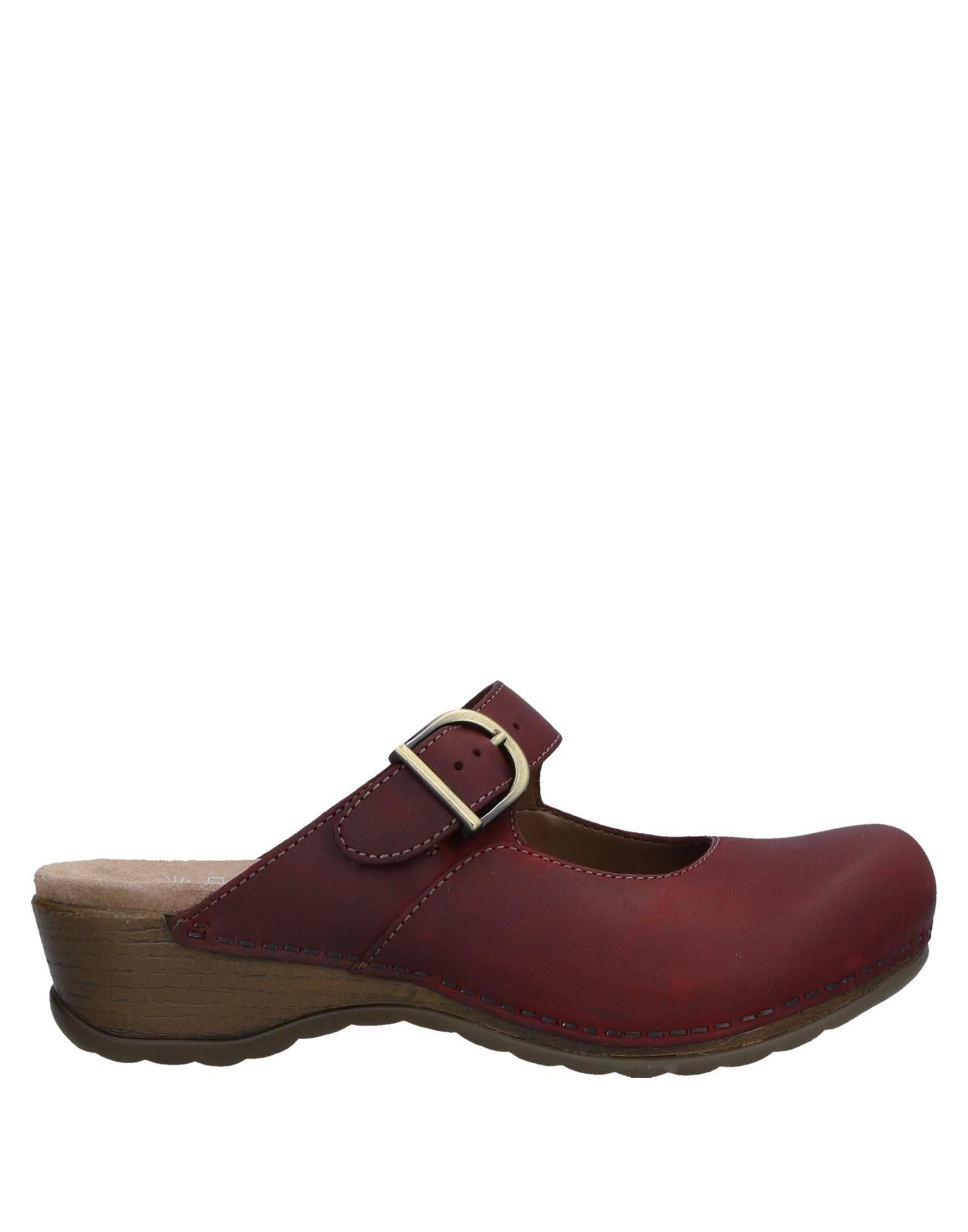 Stilvolle billige Schuhe 11370350WC Dansko Pantoletten Damen  11370350WC Schuhe 5803b4