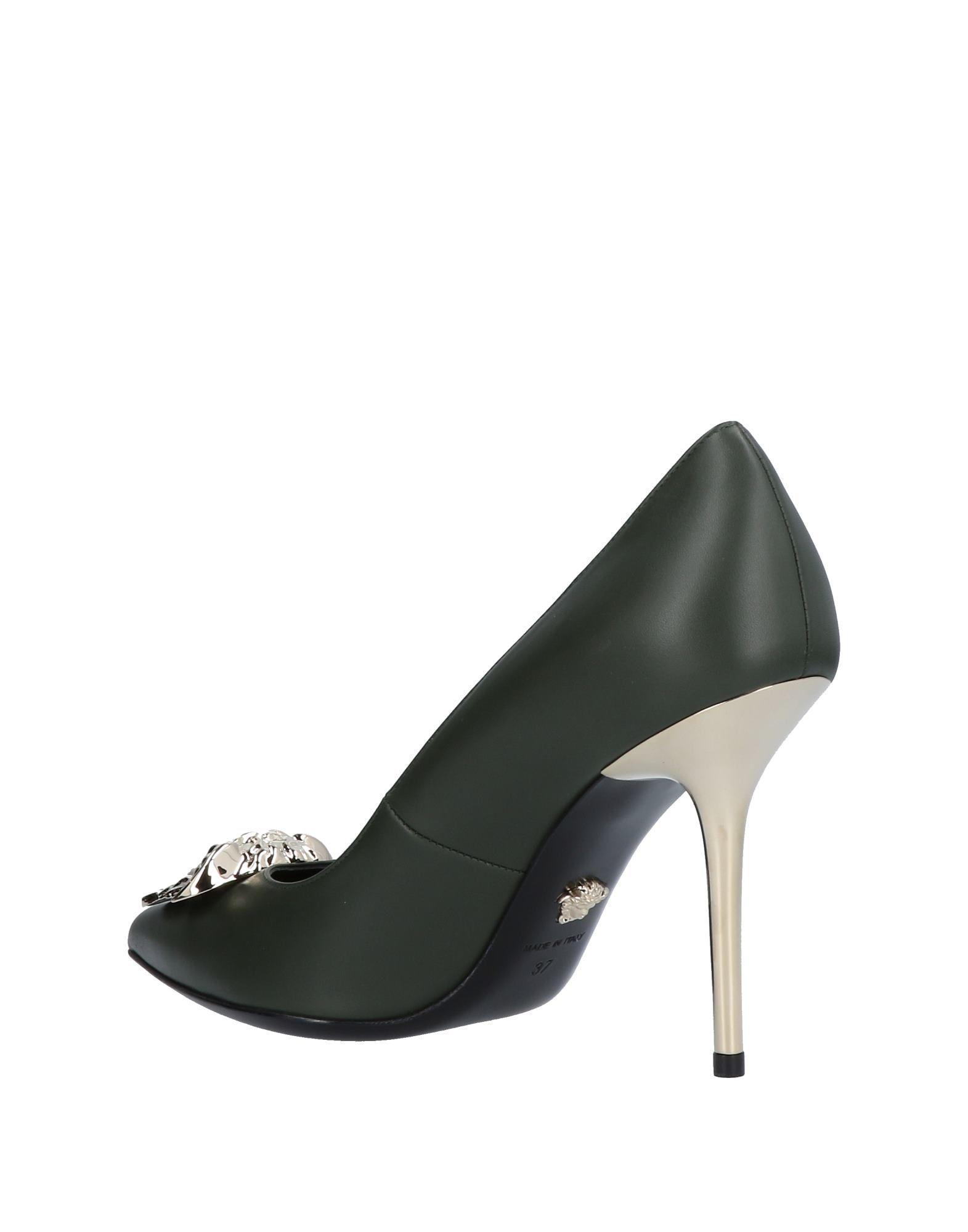 Versace Pumps Damen gut  11370549EKGünstige gut Damen aussehende Schuhe d05bb8