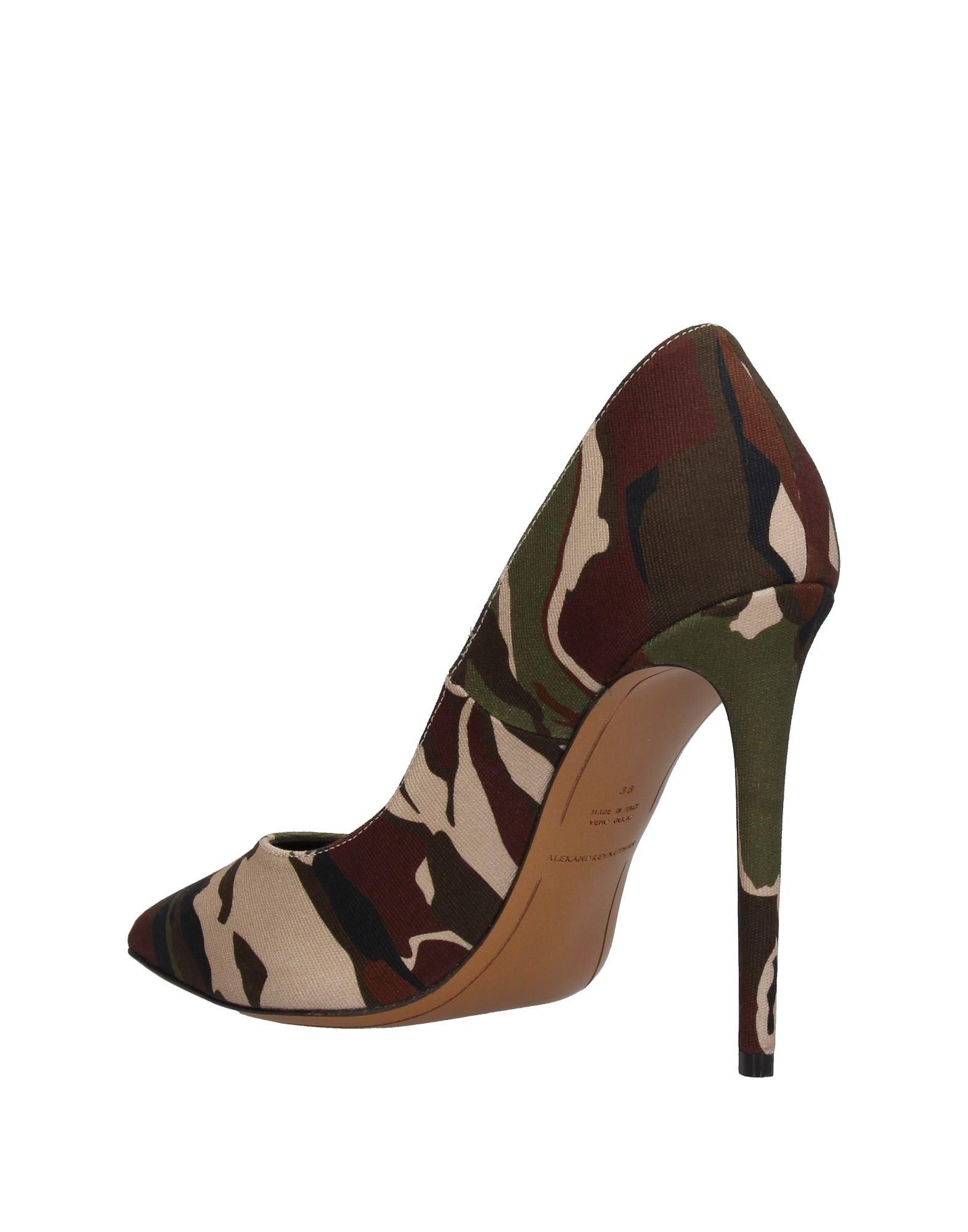 Alexandre 11370578HFGut Vauthier Pumps Damen  11370578HFGut Alexandre aussehende strapazierfähige Schuhe b5af4f