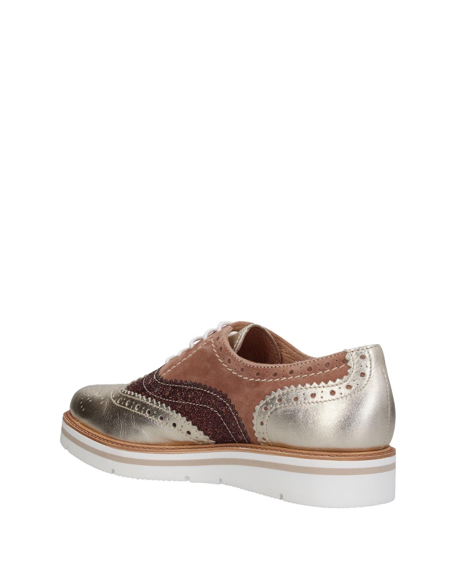 Chaussures À Lacets Carmens Femme - Chaussures À Lacets Carmens sur